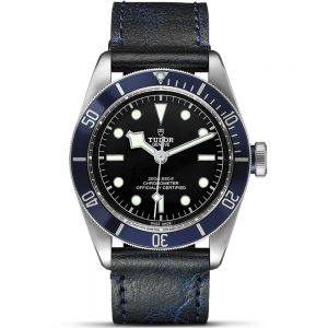 Tudor Black Bay azul