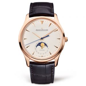 Master Ultra Thin Moon Oro Rosa 39 mm Automático