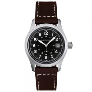 Hamilton Khaki Field Quartz Acero 38 mm