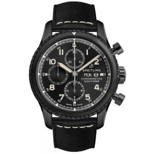 Breitling Aviator 8 Chrono Blacksteel