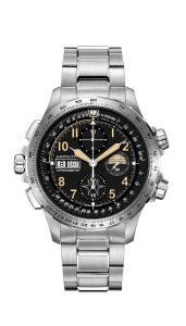 Hamilton Khaki X-Wind Day-Date Automatic Chrono Limited Edition