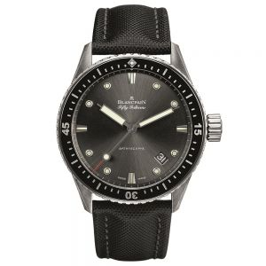 Blancpain Fifty Fathoms Bathyscaphe Acero 43 mm Automático