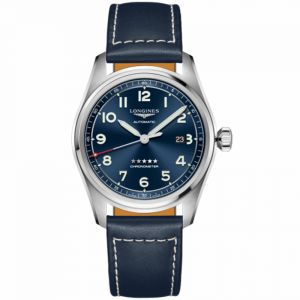 reloj hombre Longines Spirit Collection Esfera azul 42mm, Chocrón Joyeros_L38114930