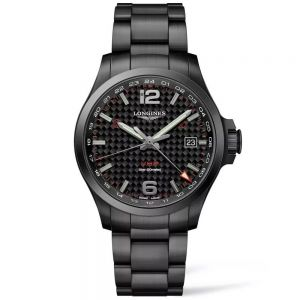 Longines Conquest V.H.P black