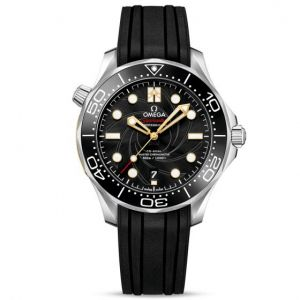 "OMEGA Seamaster Diver 300M Ed. Limitada ""James Bond"""