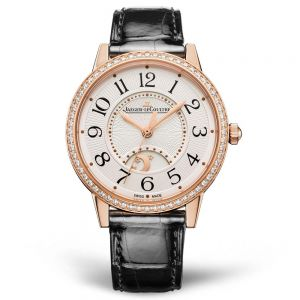 Jaeger LeCoultre Rendez-Vous Night & Day Oro Rosa con diamantes 34 mm Automático