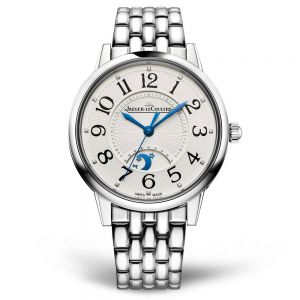 Jaeger LeCoultre Rendez-Vous Night & Day Medium Acero Brazalete Automatic