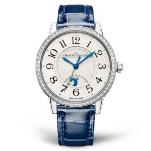 Jaeger LeCoultre Rendez-Vous Night & Day Acero con diamantes 34 mm Automático