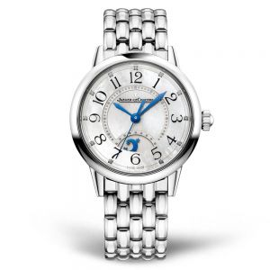 Jaeger LeCoultre Rendez-Vous Night & Day Small Acero y brillantes Automatic