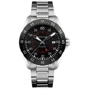 Hamilton Khaki Aviation GMT Auto