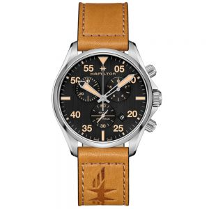 Hamilton Khaki Pilot Chrono Quartz 44 mm