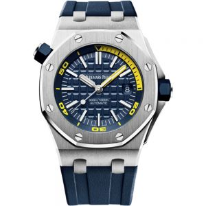 Audemars Piguet Royal Oak Offshore Diver 42mm azul