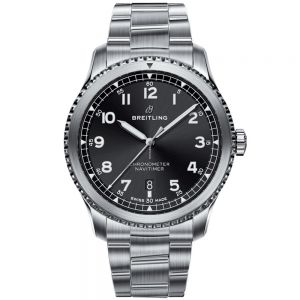 Breitling Aviator 8 Automatic 41 mm de acero