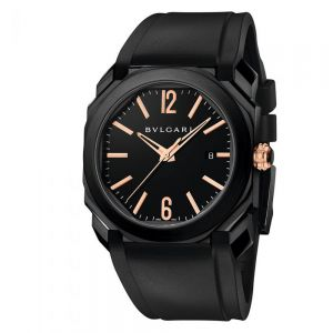 Bulgari Octo Ultranero DLC 41 mm
