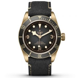 Tudor Black Bay Bronze cuero