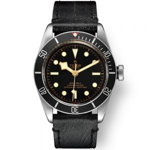 Tudor Black Bay negro
