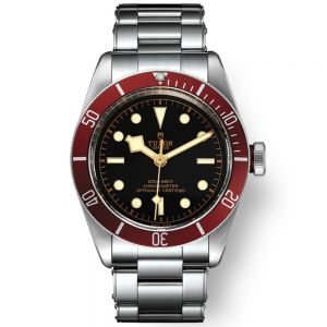 Tudor Black Bay acero