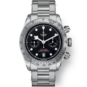 Tudor Black Bay Chrono acero