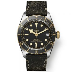 Tudor Black Bay S&G 41MM CON PIEL