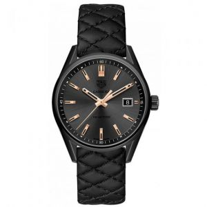 TAG Heuer Carrera 39mm esfera negra
