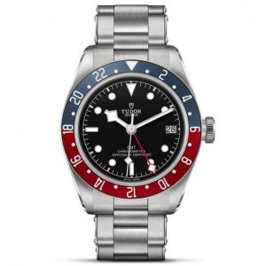 Tudor Black Bay GMT Acero