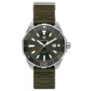 TAG Heuer Aquaracer 43 mm Quartz Caqui