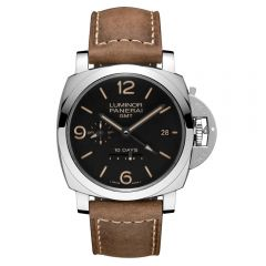 Panerai Luminor 1950 10 Days GMT Automatic Acciaio