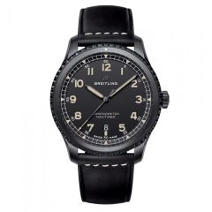 Breitling Aviator 8 41 Blacksteel