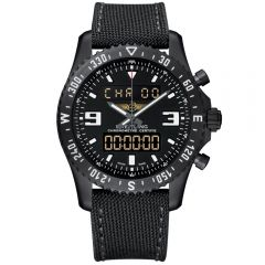 Breitling Chronospace Military SuperQuartz 46mm