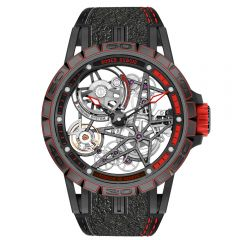 Roger Dubuis Excalibur Pirelli Automatic Red