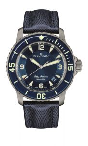Blancpain Fifty Fathoms Titanio 45 mm Automático