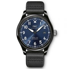 "Reloj IWC de Aviador Mark XVIII Edición ""Laureus Sport For Good Foundation"""