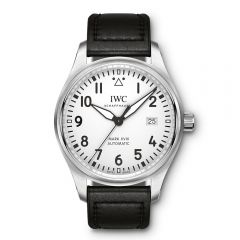 IWC Mark XVIII esfera blanca 40 mm