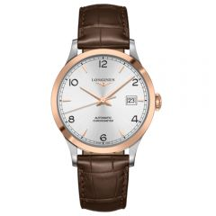 Longines Record Collection acero y oro 40mm