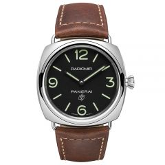 Panerai Radiomir Logo 3 Days Acciaio Cuerda Manual