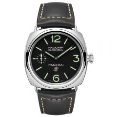 Panerai Radiomir Black Seal 3 Days Acciaio Cuerda Manual
