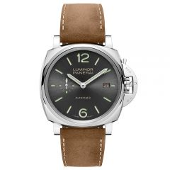 Panerai Luminor Due 3 Days Automático Acciacio 42 mm