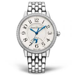 Jaeger-LeCoultre Rendez-Vous Night & Day Medium Acero y Brillantes Automatic