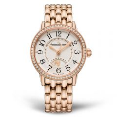 Jaeger-LeCoultre Rendez-Vous Night & Day Small Oro Rosa y Brillantes Automatic