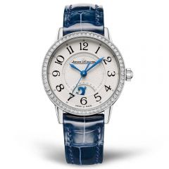 Jaeger LeCoultre Rendez-Vous Night & Day Acero con diamantes 29 mm Automático