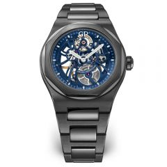 Girard-Perregaux Laureato Skeleton Earth to Sky Edition