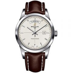Breitling Transocean Day & Date Automatic 43 mm