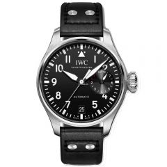IWC Big Pilot de acero en 46 mm