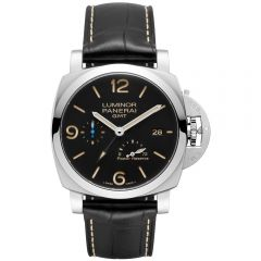 Panerai Luminor 1950 GMT acero 44 mm