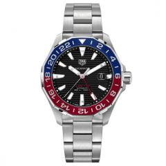 TAG Heuer Aquaracer GMT Calibre 7 Acero 43mm