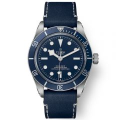 tudor-black-bay-fifty-eight-navy-blue-acero-piel - Ref 79030B/CUERO