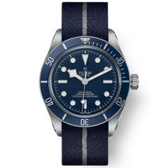 tudor-black-bay-fifty-eight-navy-blue-acero-nato - Ref 79030B/NATO