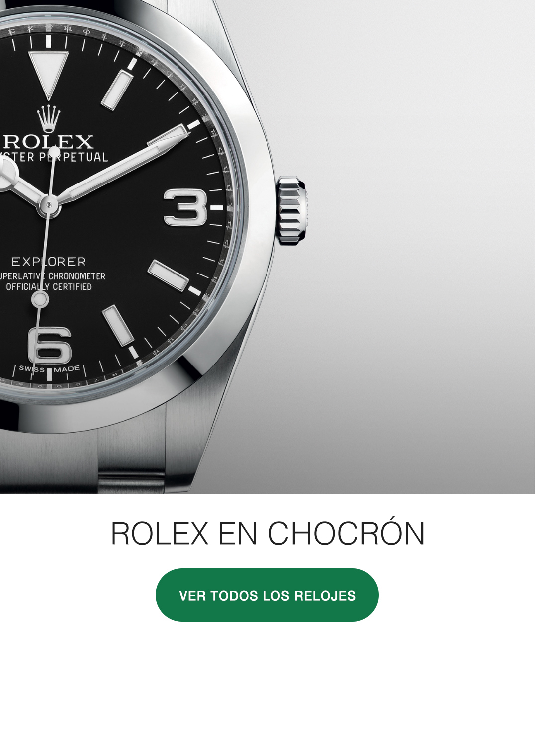 Rolex EXPLORER Oyster Perpetual