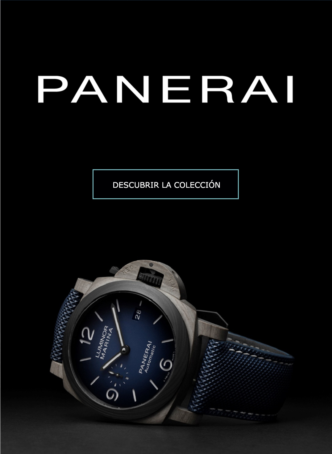 Panerai Luminor Fibratech