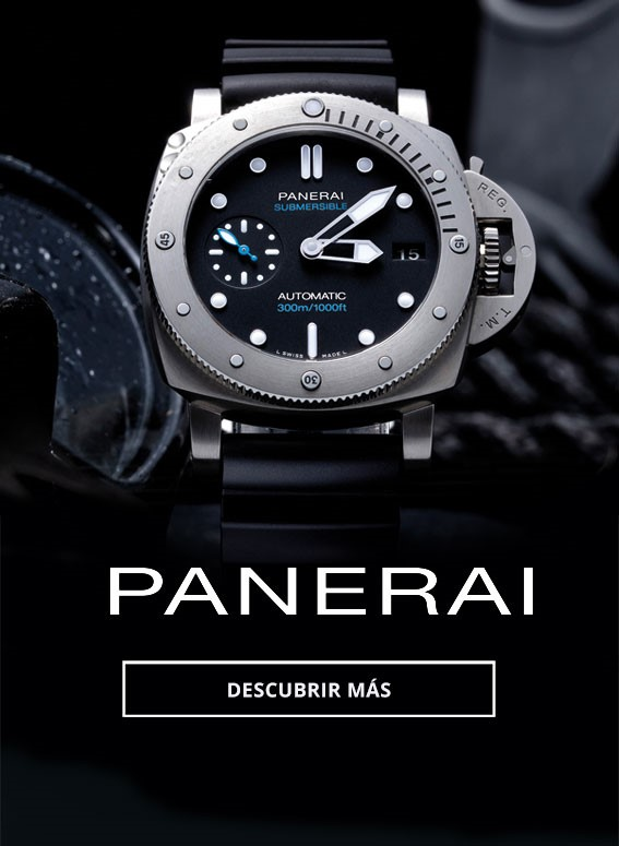 PANERAI SUBMERSIBLE ACERO